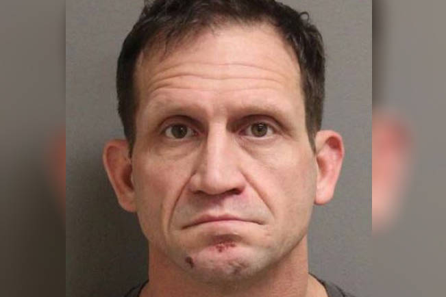Police in Nanaimo are asking for the public to help locate 44-year-old John Wilfred John who is wanted for various criminal offences, including forcible confinement, assault and threats. (Photo submitted)
